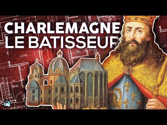 L'abbaye de 1400 ans construite par Charlemagne - L'abbaye de Saint Riquier
