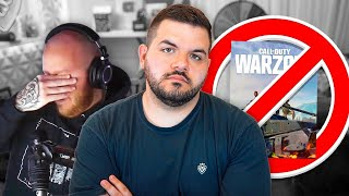 Why streamers are quitting Warzone...