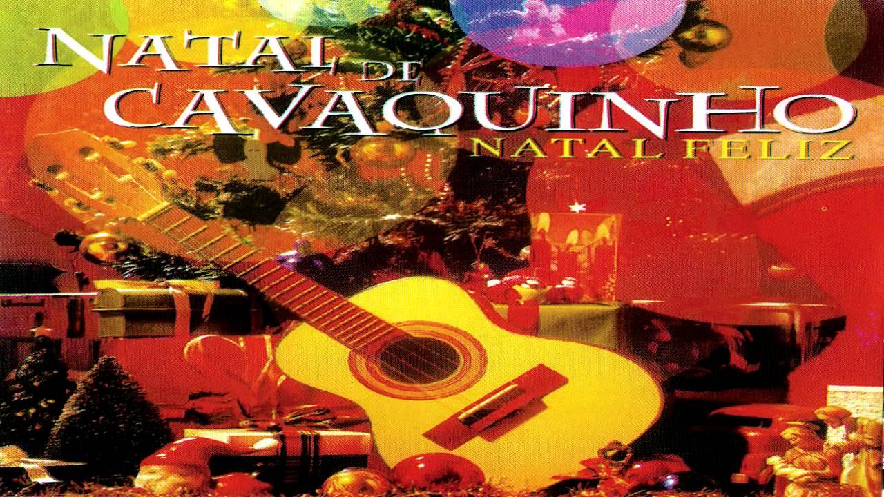 NATAL BAIXAR COMPLETO CAVAQUINHO CD DE