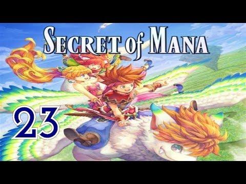 Let's Play Secret of Mana 3D Remake [German] [Part 23] Unterwegs im Underground!