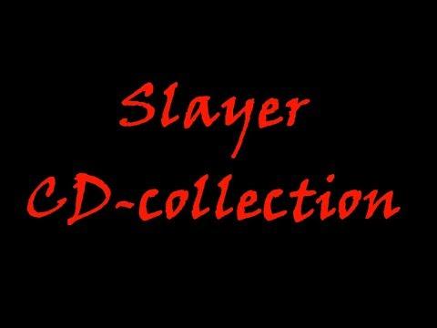Slayer CD collection 18+