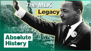 Martin Luther King Jr's Impact | 101 People Who Made The 20th Century (part 2) | Absolute History