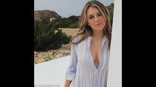 Elizabeth Hurley, 52, exhibits her impressive physique in a skimpy bikini