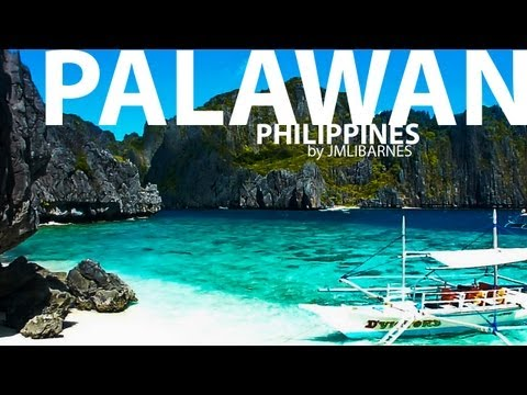 MOST BEAUTIFUL ISLAND IN THE WORLD + EL NIDO PALAWAN + PUERTO PRINSESA + UNDERGROUND RIVER