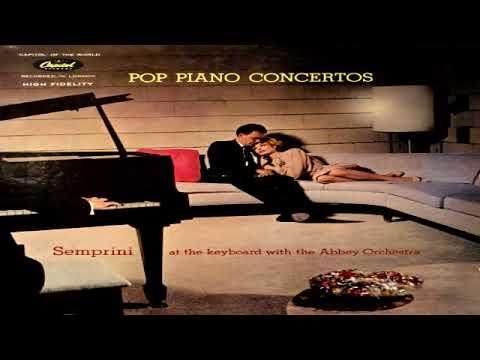 Alberto Semprini   Pop Piano Concertos GMB