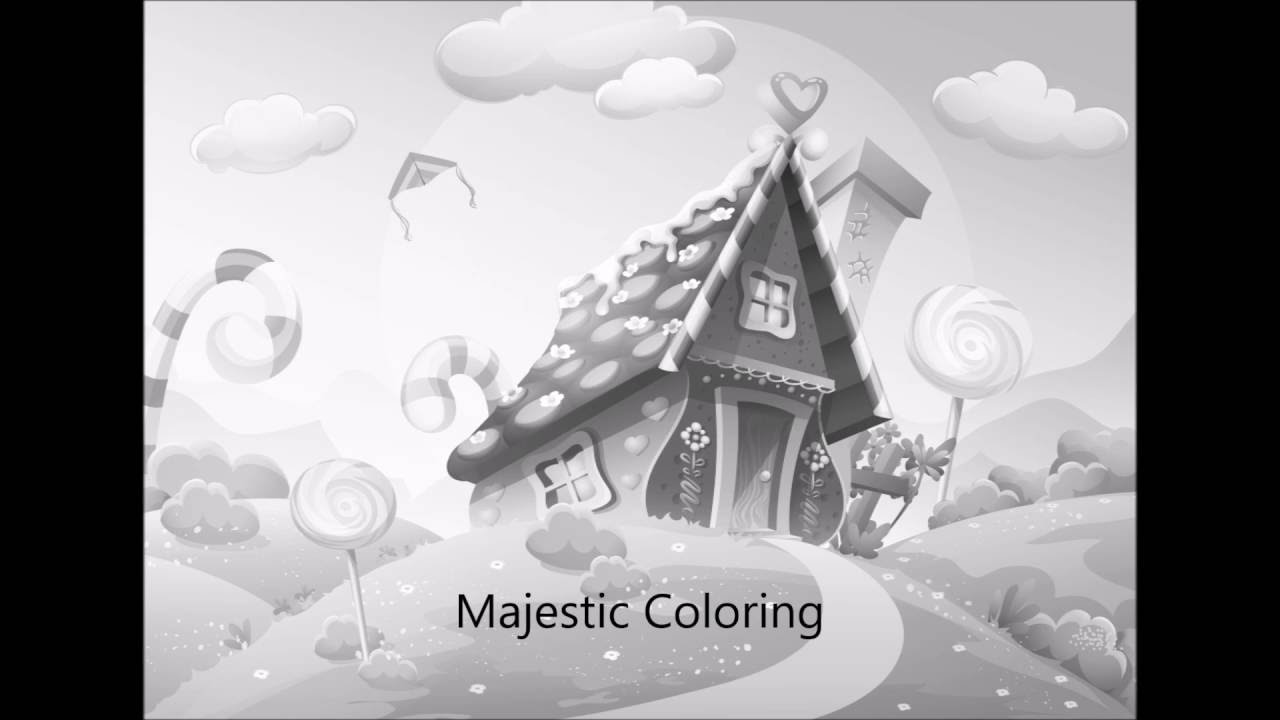 In The Game Grayscale Coloring Book For Adults