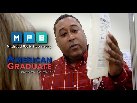 MPB Gets to Work in Healthcare: Meridian Community College