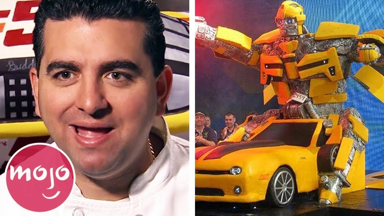 Download Top 10 Unbelievable Cakes on Cake Boss