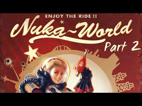 Fallout 4: Nuka World - Part 2 - Meet the Raiders
