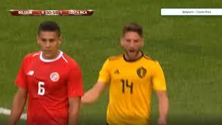 Belgium vs Costa Rica 4:1 All Goals and Highlights