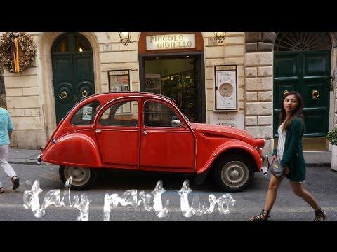 Italy vlog | part two | jetlag journey 03