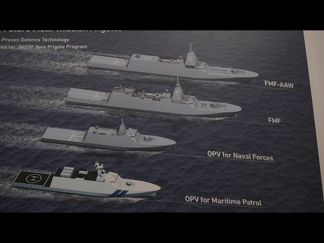 PACIFIC 2019 Day 1 - New designs by Austal, MHI, Whiskey Project, Kongsberg & L3Harris