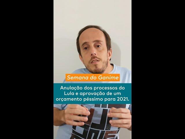 SEMANA CHEIA DE POLÊMICAS! - Semana do Ganime 21/03 a 27/03