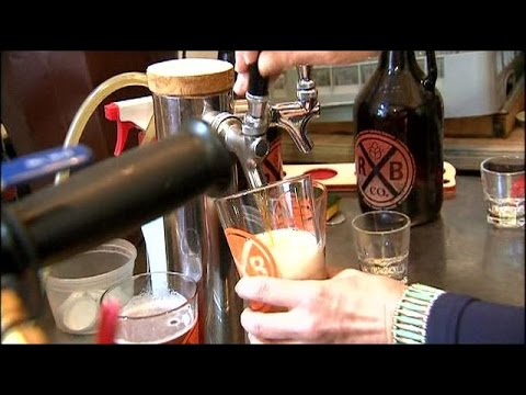 Craft brewing is thriving New York City