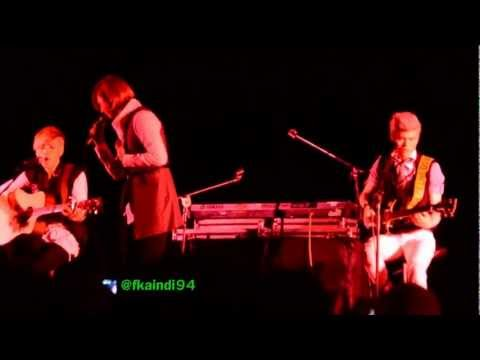 HD [28.03.13] LUNAFLY (Teo's Solo) - Impossible at Jakarta Theater Nyi Ageng Serang