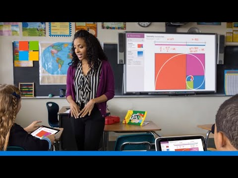 Microsoft Education and Open Up Resources announce partnership to deliver top rated math curriculum