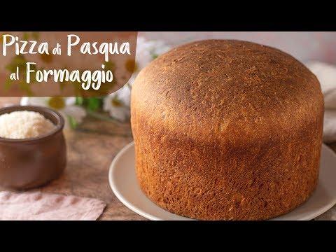 PIZZA DI PASQUA AL FORMAGGIO Ricetta Facile - FATTO IN CASA DA BENEDETTA