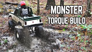 Tillotson Torque Build Monster Truck Kart | MASSIVE TORQUE