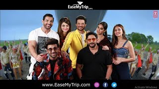 EaseMyTrip Partners With Panorama Studios for Pagalpanti Movie.
