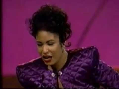 Selena 1995 Tejano Music Awards