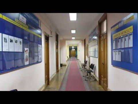 Inside KBTU E7 / КБТУ / FIT Department / Kazakhstan