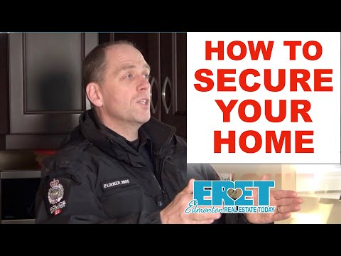 Home Safety & Security   Edmonton Police Service