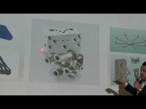 Concept Laser: Manufatura aditiva em metal e a Indústria 4.0