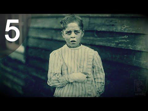 5 อาชีพสุดแสนอันตรายที่เด็กทำในอดีต