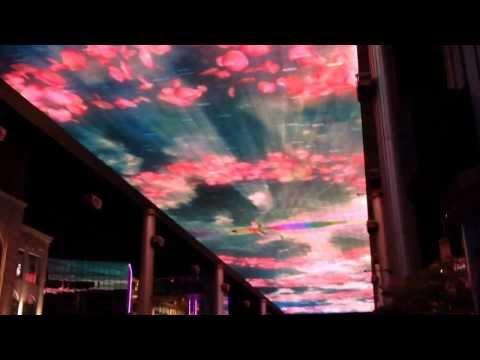 World's largest outdoor screen, Beijing