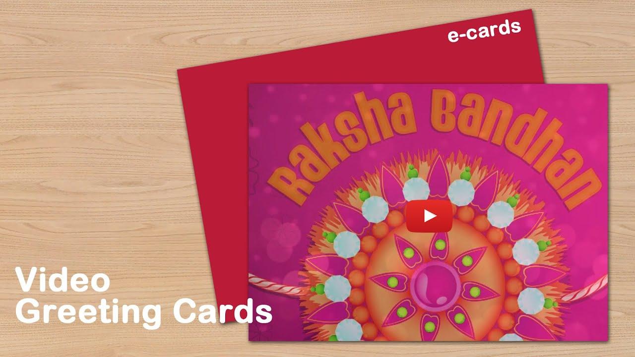 Happy raksha bandhan video greeting cards youtube happy raksha bandhan video greeting cards m4hsunfo