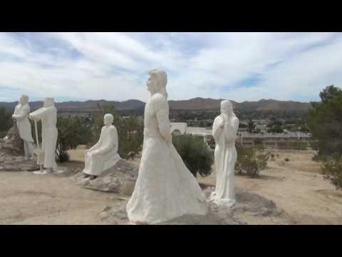 Desert Christ Park, Yucca Valley, California