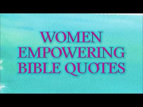 Encouraging Bible Scriptures For Women