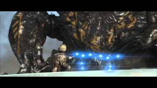 Skyline Movie Clip Exploding Helicopter HD 2010