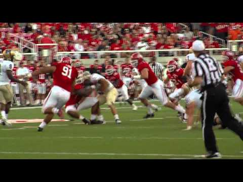 KSL5Sports feature: From furniture store to future NFL Draft pick on YouTube