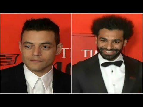 شاهد: صلاح ورامي مالك على سجادة التايم الحمراء ضمن أكثر 100 شخصية مؤثرة بالعالم…  - نشر قبل 9 دقيقة