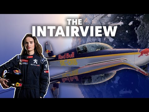 Rally Car Driver Tries To Survive A Stunt Plane Flight | w/ Catie Munnings & Philipp Haidbauer