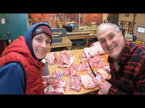 cutting-our-giant-pig