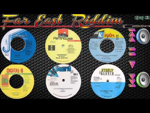 Far East Riddim Mega Mix(1986 - 2001)King Jammys,Digital B,Steeley & Cleevie,Penthouse,Black Scorpio