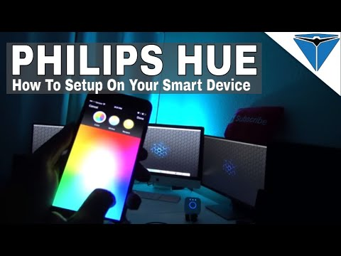 Review The Philips Hue White and Color Starter Kit A19 Bulbs
