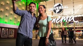 Virtual Tour - Universal Cinema CityWalk Hollywood (Los Angeles) (2017)