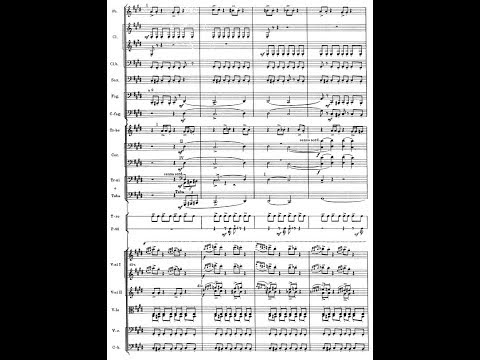 """Alexander Nevsky"" by Sergei Prokofiev (Audio + Full Score)"