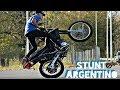 STUNT ARGENTINO COLGANDO #1 ArgStunt ATR