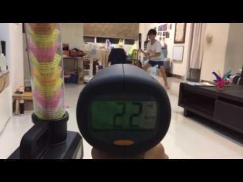 Fieldforce FSSM-220 羽球發球機測速