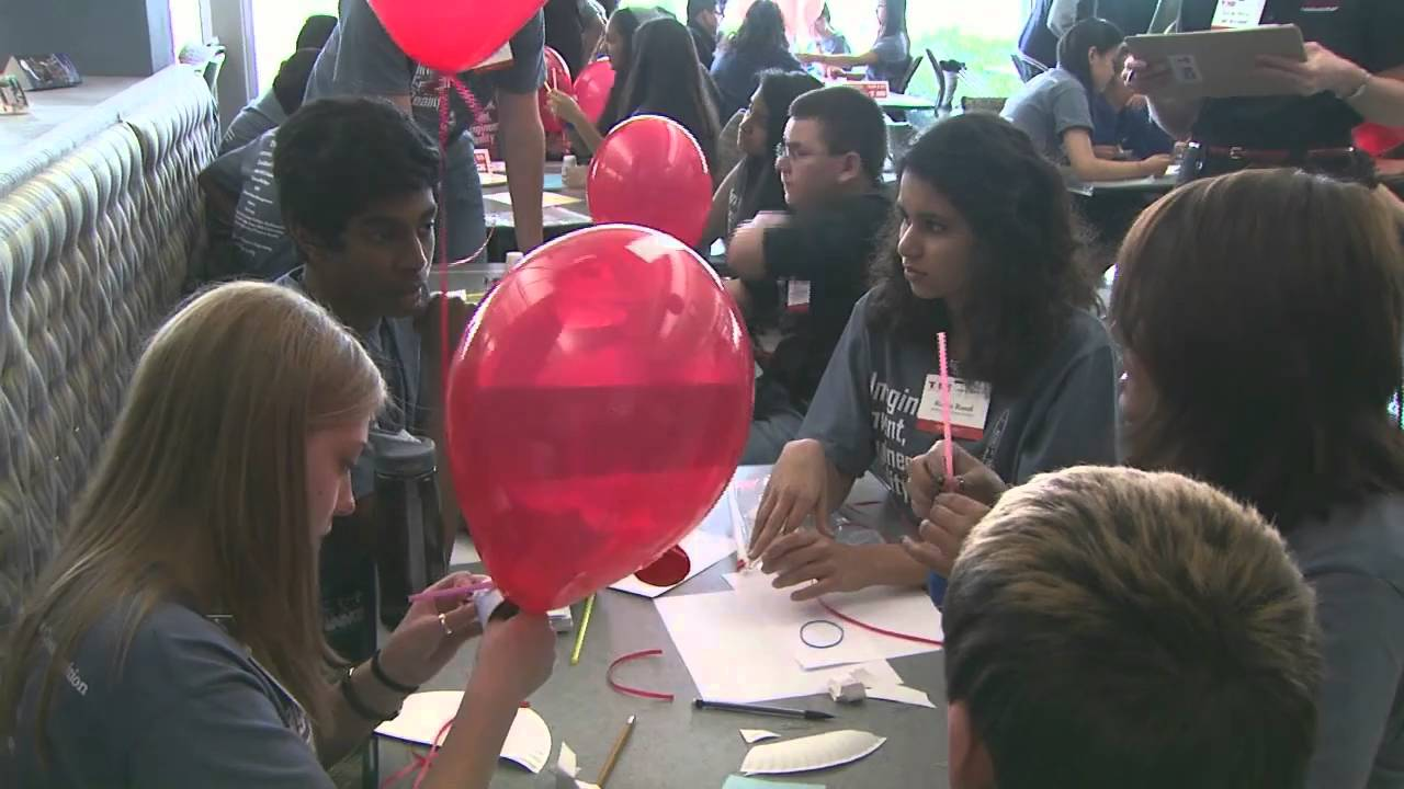 2015 State Math & Science Competition Highlights