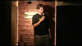 Andy Haynes - Substance Abuse (8/2008) - Stand-up Comedy thumbnail