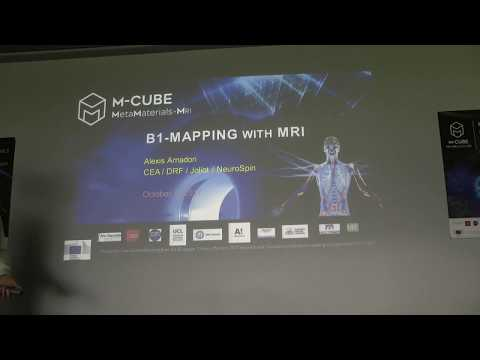 "Conference ""B1-Mapping with MRI"", Alexis Amadon (Part 1/2)"