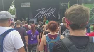 Sylar - Pleasure Paradise (Warped Tour in Bonner Springs, KS)