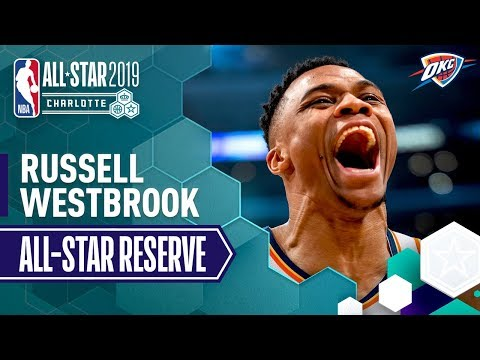 Russell Westbrook 2019 All-Star Reserve | 2018-19 NBA Season