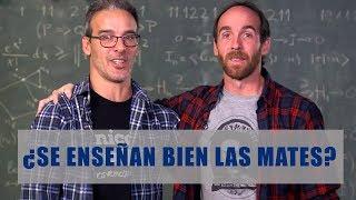 ¿Hay que cambiar la forma como se enseñan las matemáticas?