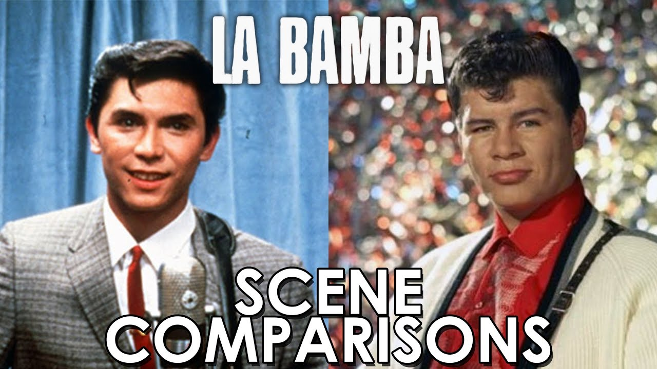La Bamba (1987) - scene comparisons